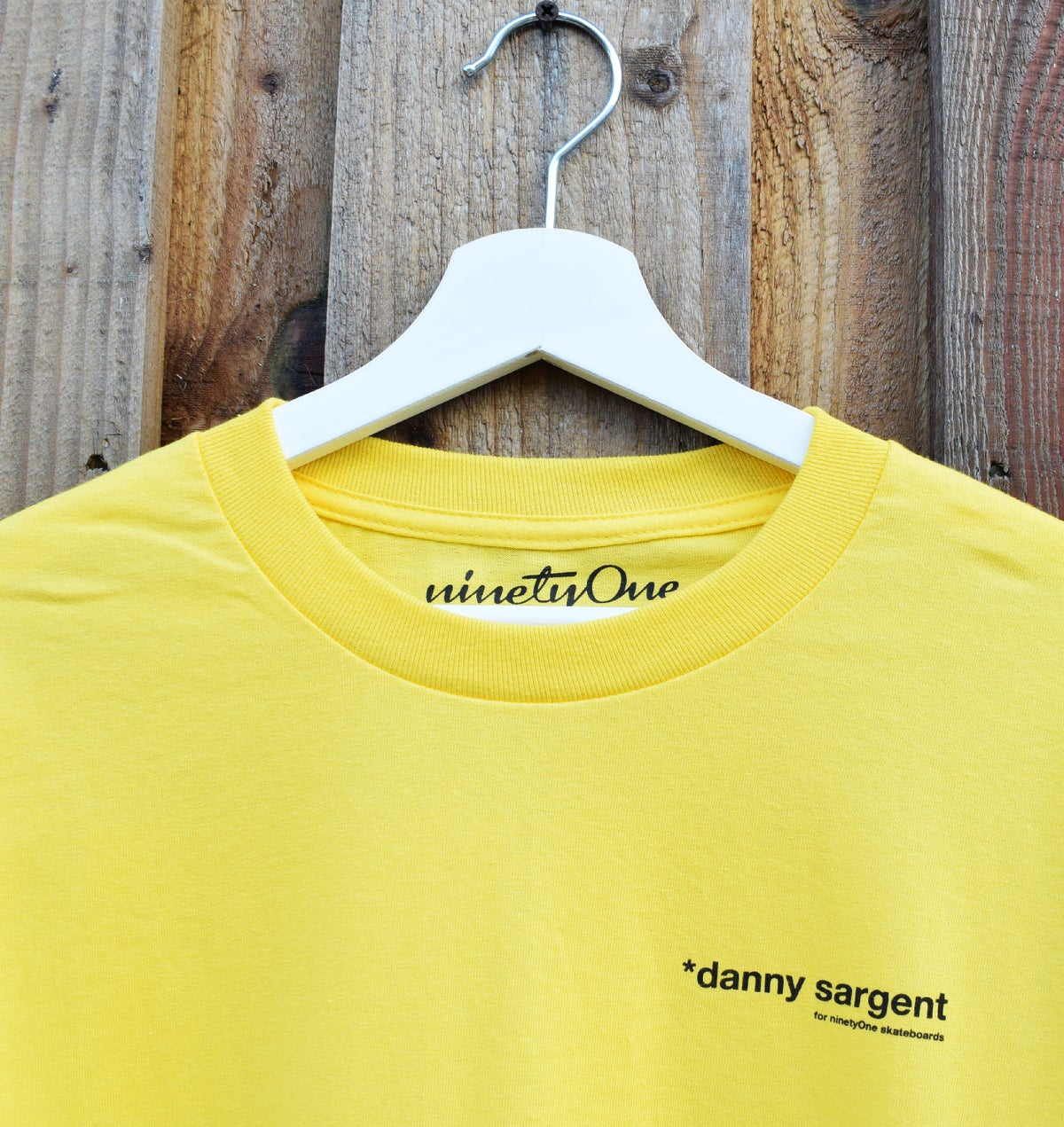 Image of Sarge Tee - L/S Yellow