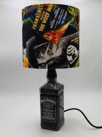 Image of FRANKENSTEIN Jack Daniel's Bottle Lamp Deal