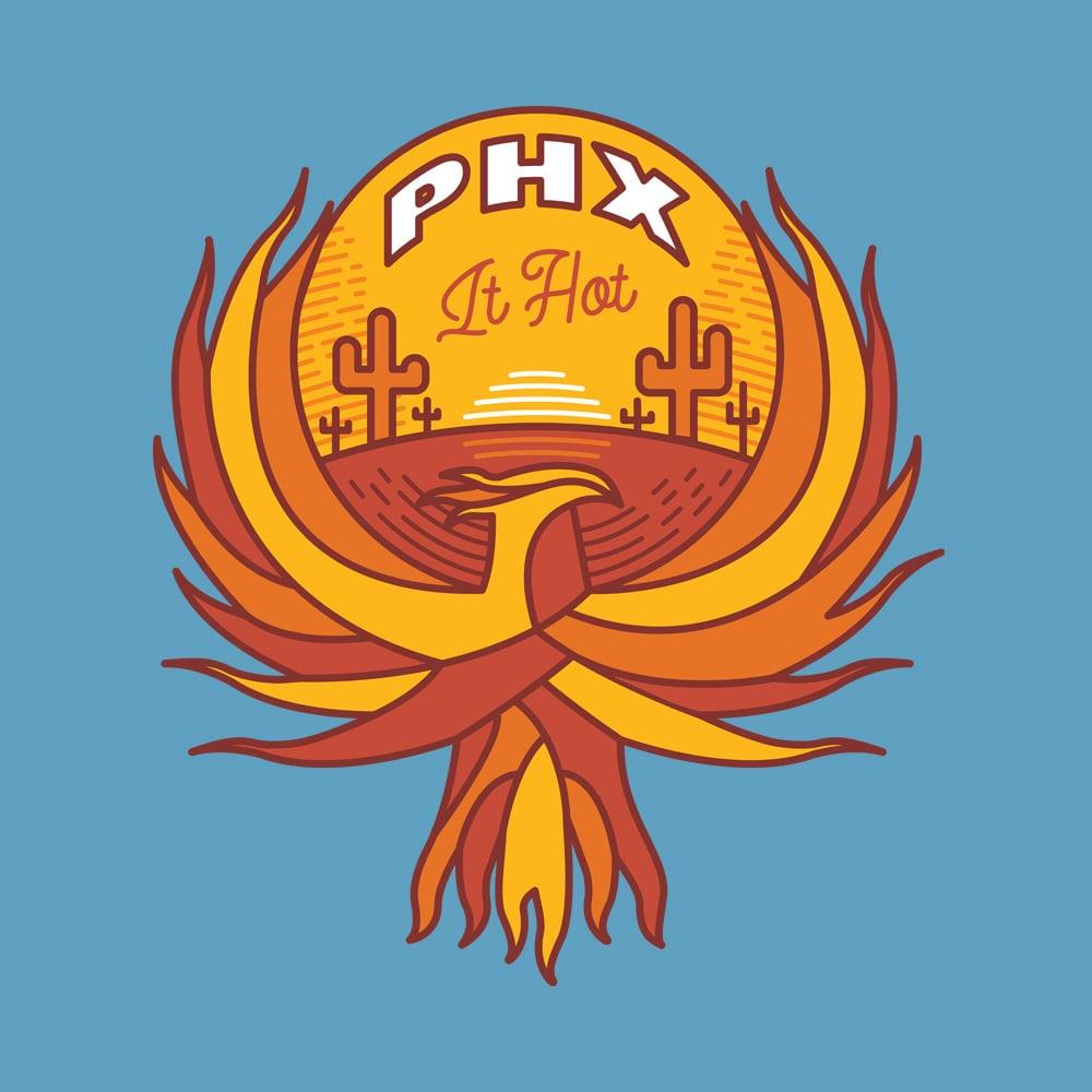 Image of Phoenix Shirt