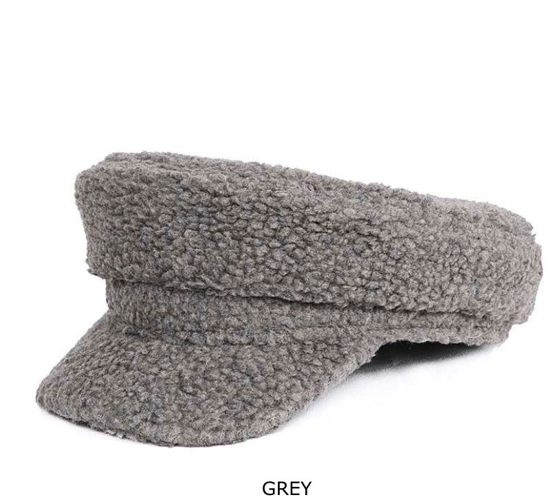 Fleece Conductor Hat