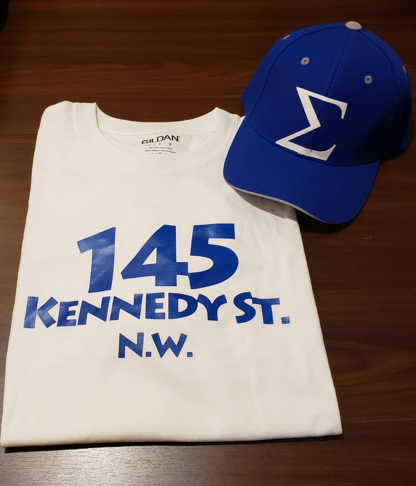 Image of 145 Kennedy St. NW T Shirt