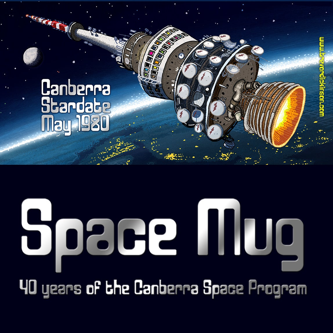 Image of Space Mug