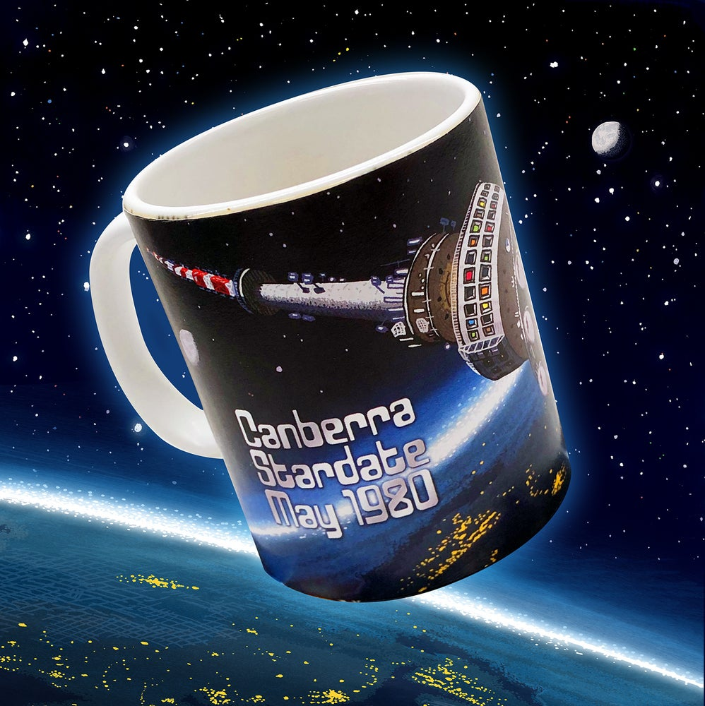 Image of Space Mug
