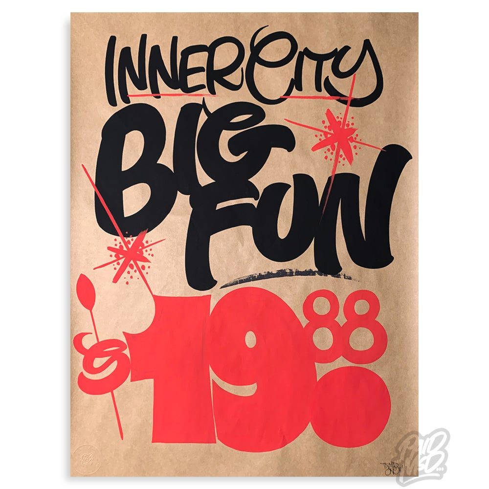 Image of Inner City - Big Fun
