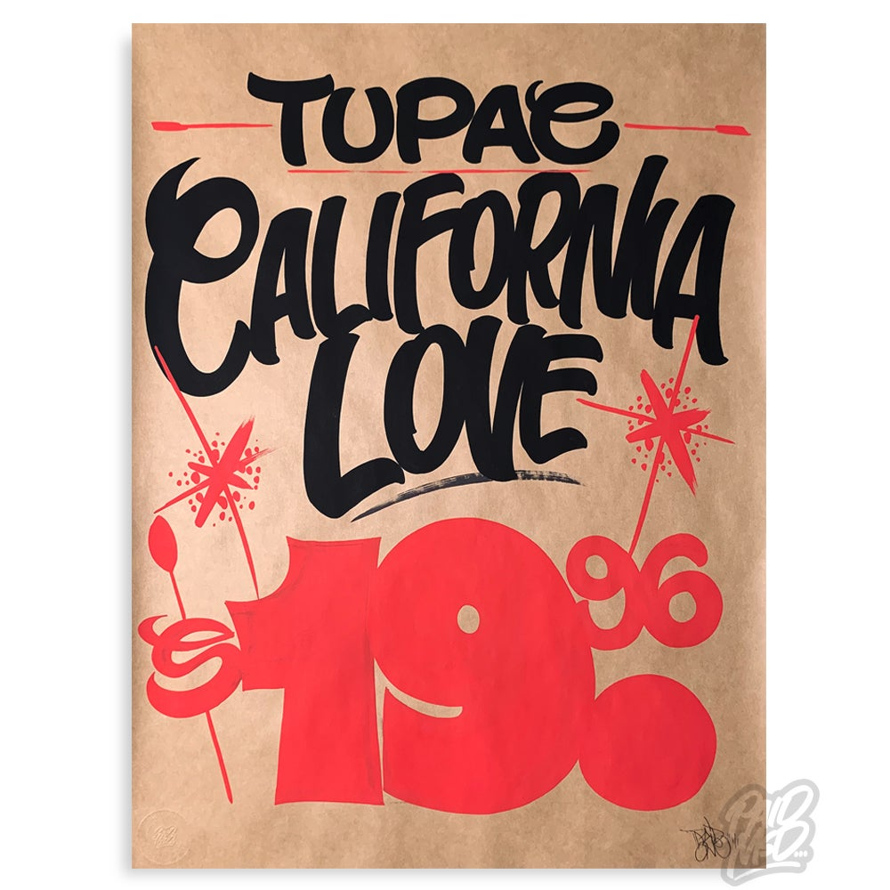 Image of Tupac - California Love