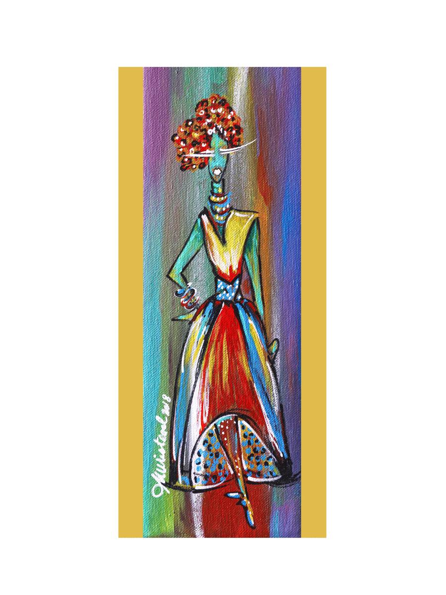 """Image of """"Diva"""" Fine Art Poster"""