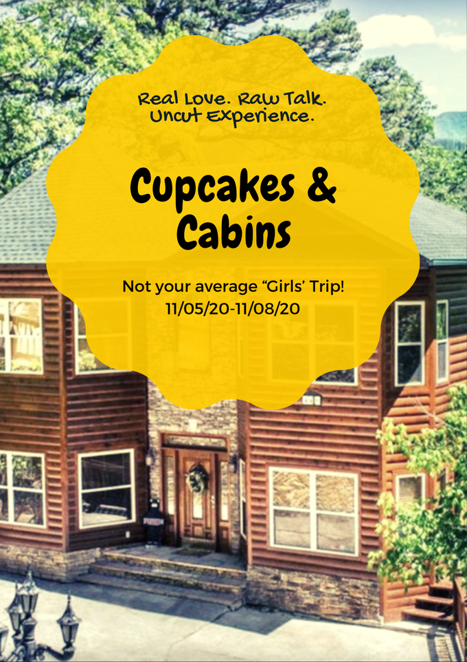 Image of Cupcakes and Cabins 2020