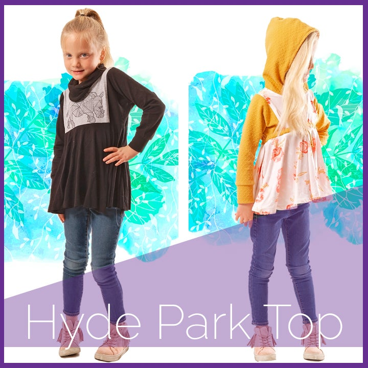 Image of Hyde Park Top Child Sizes