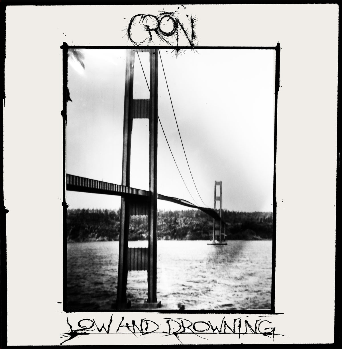 "Image of Crōn- ""Low And Drowning"" LP"