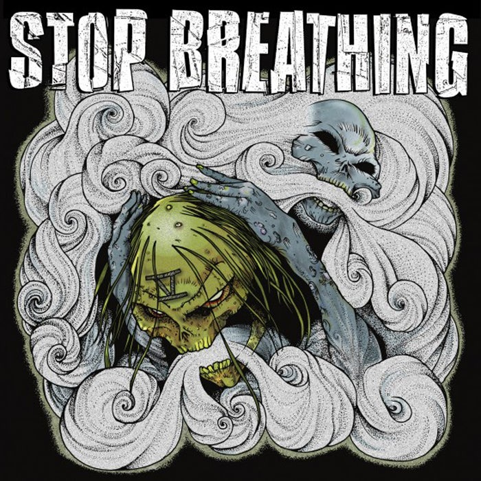 "Image of Stop Breathing - ""V"" LP"