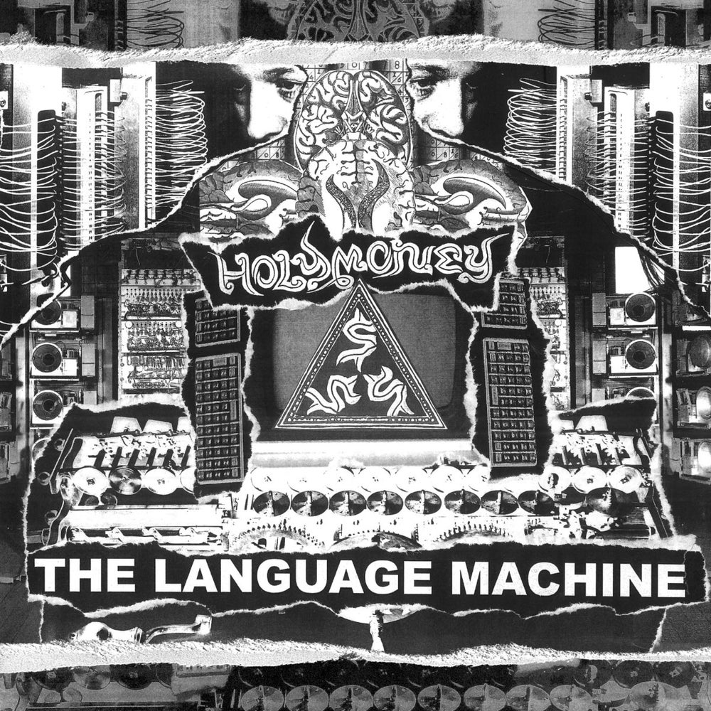 "Image of Holy Money - ""  The Language Machine""  LP"