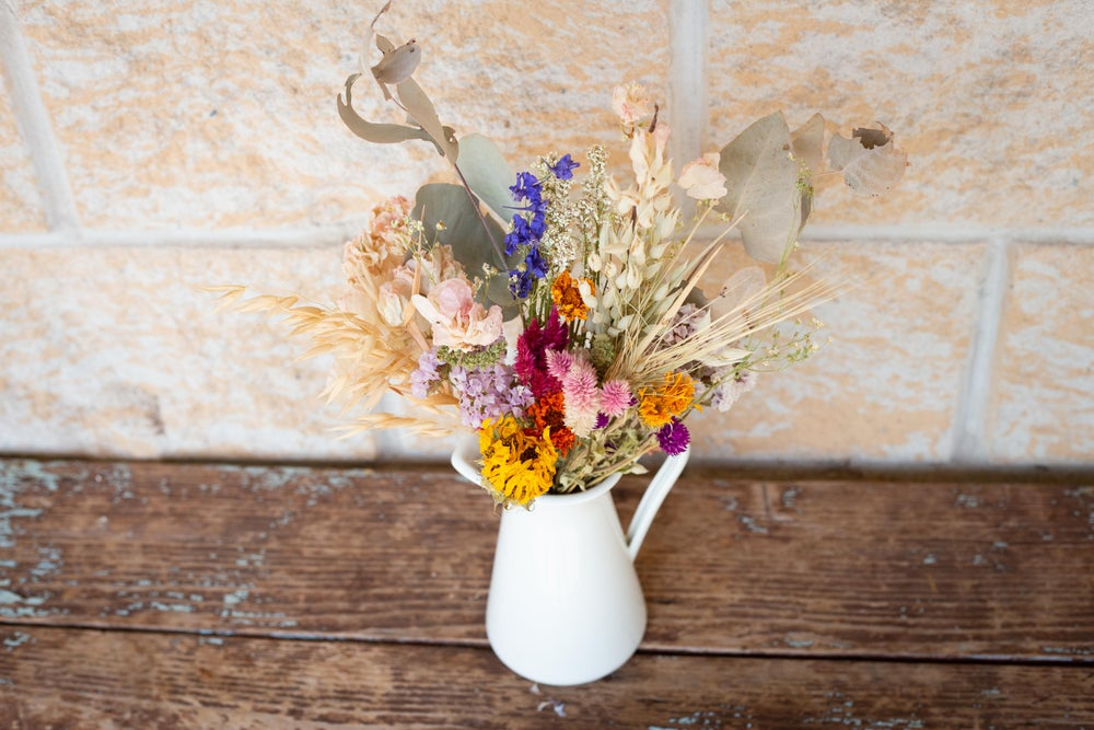 Image of Small Farmed and Foraged Dired Flower Bunch
