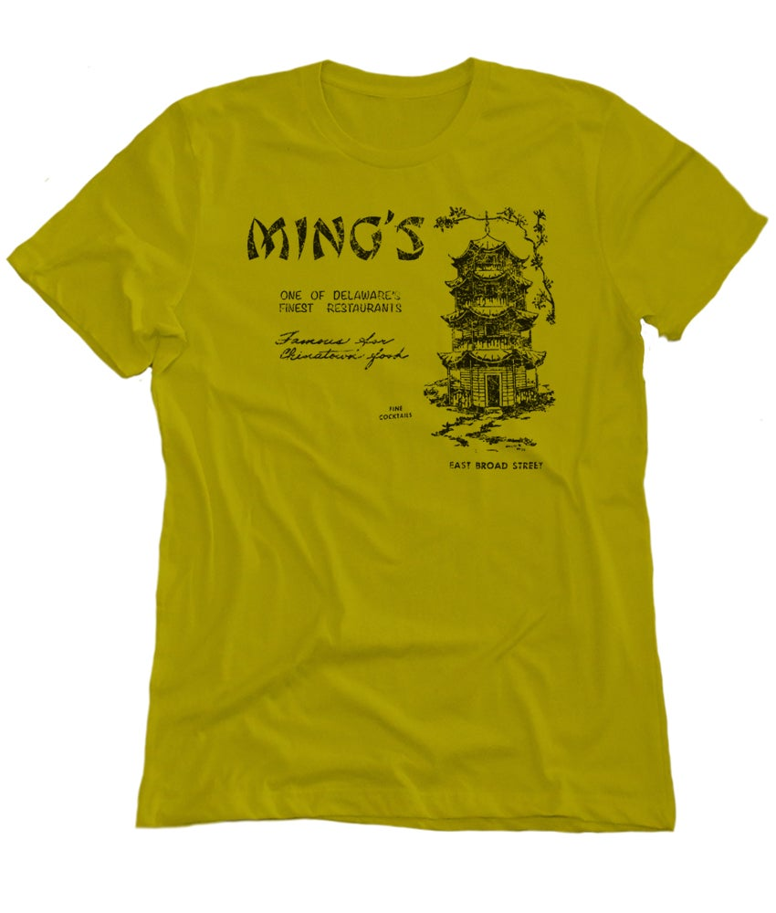 Image of Ming's Gold Crew