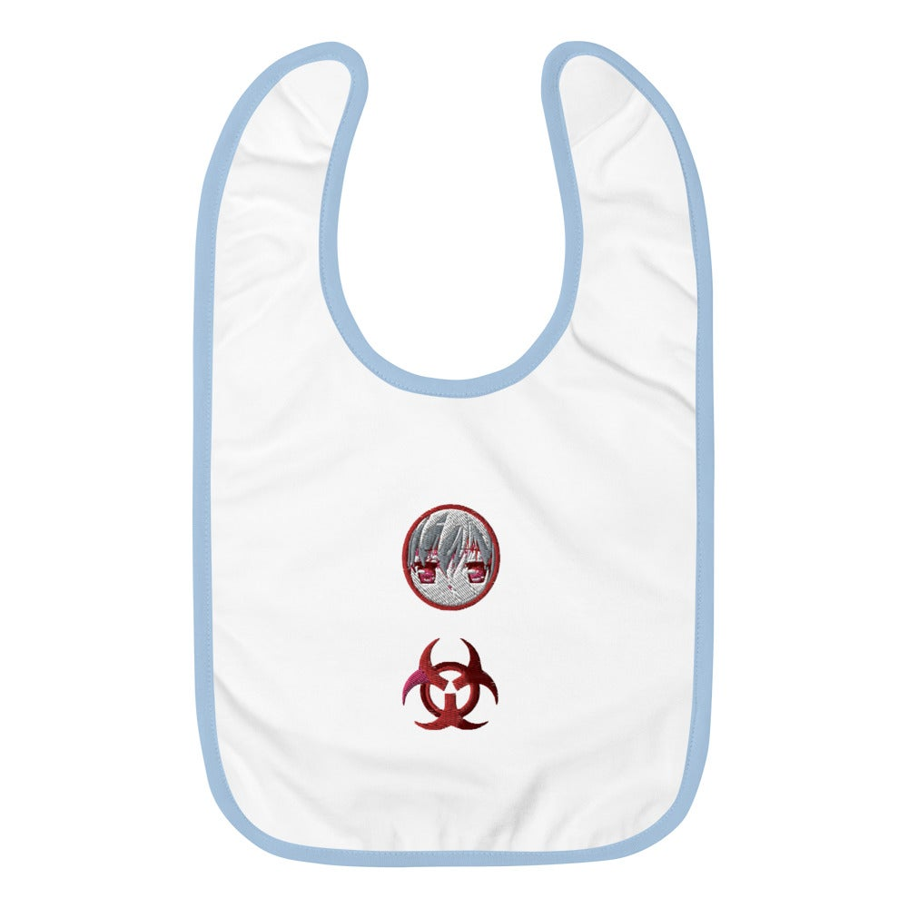 Image of Toxic BB Baby Bib