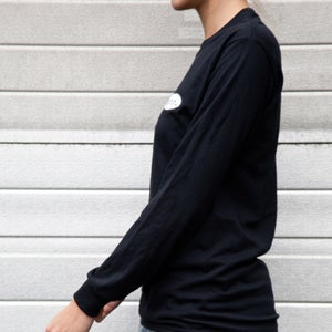 Image of Longsleeve Black