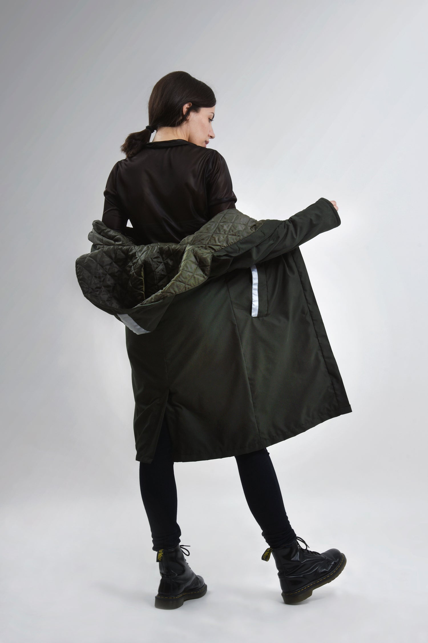 Image of CHAQUETA IMPERMEABLE