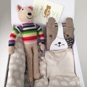 Image of Neutral Organic Baby Bear Box
