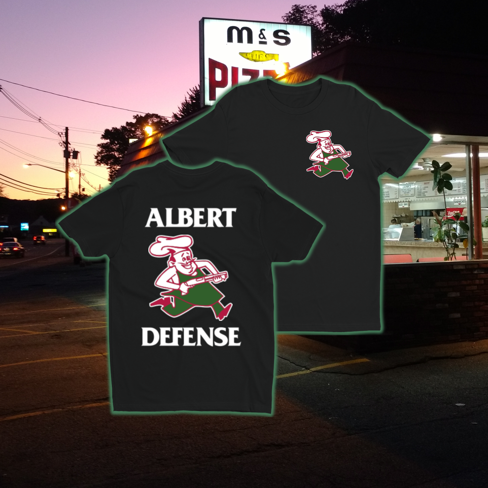Image of Defend Pizza Tee