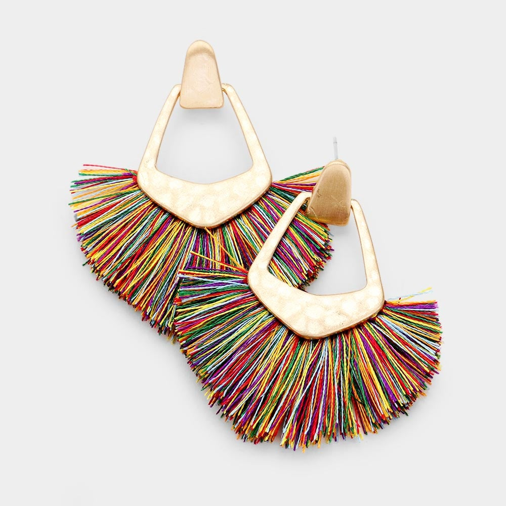 Image of Not So Tassel Earring