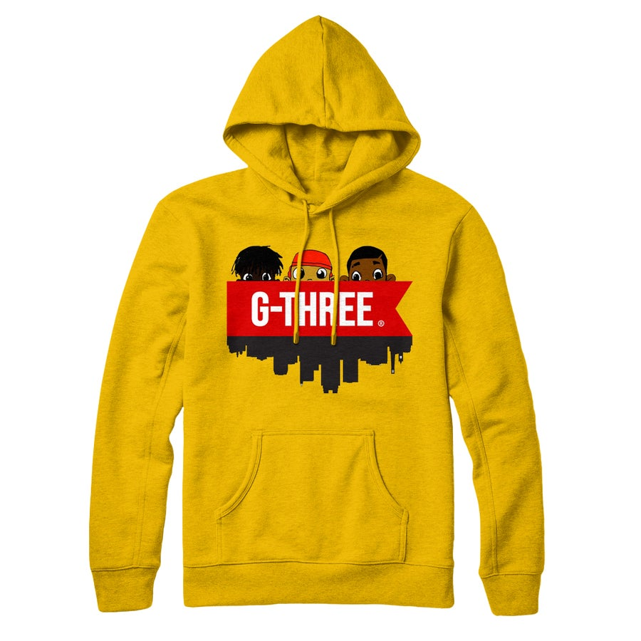 Image of Three G's Hoodie