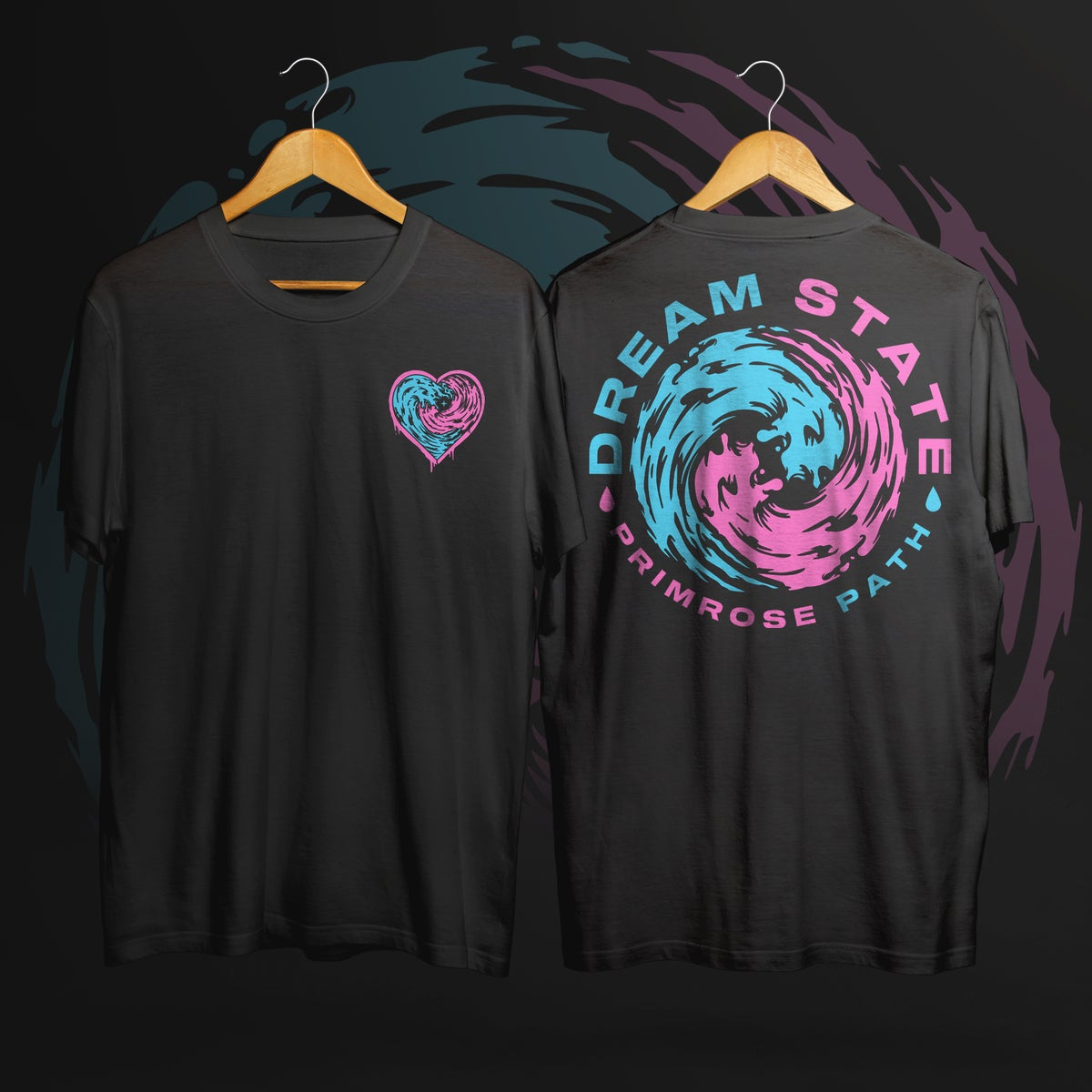 Image of Primrose Path Heart T-Shirt