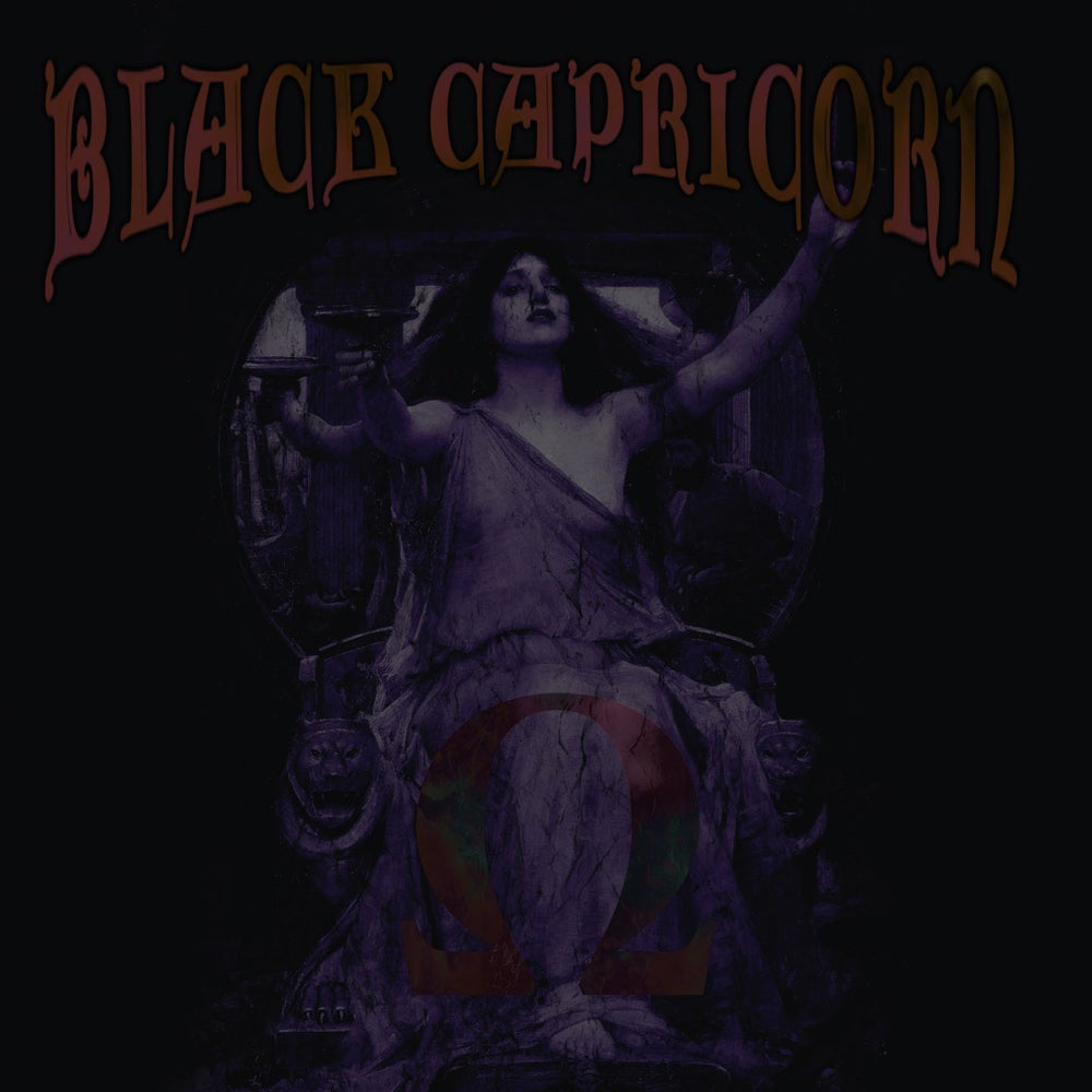 "Image of BLACK CAPRICORN ""Omega"" 2xCD (PRE-ORDER NOW!!!)"