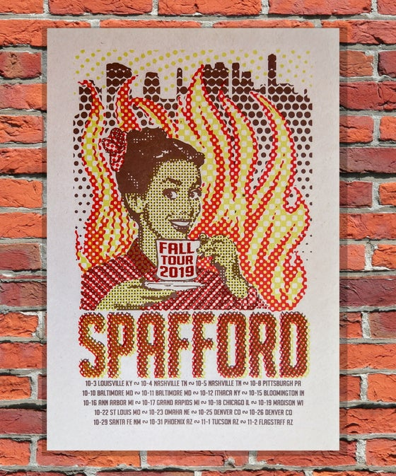"Image of ""Mom Approved"" Spafford Fall Tour VIP Artist Edition"