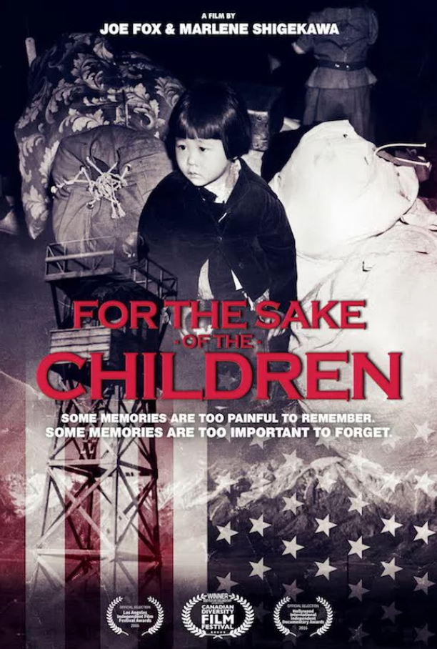 Image of For the Sake of The Children DVD