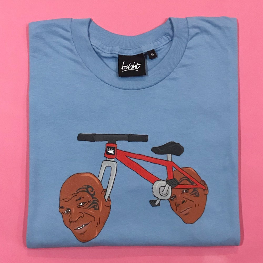 Image of BIKE TYSON TEE ROUND 2