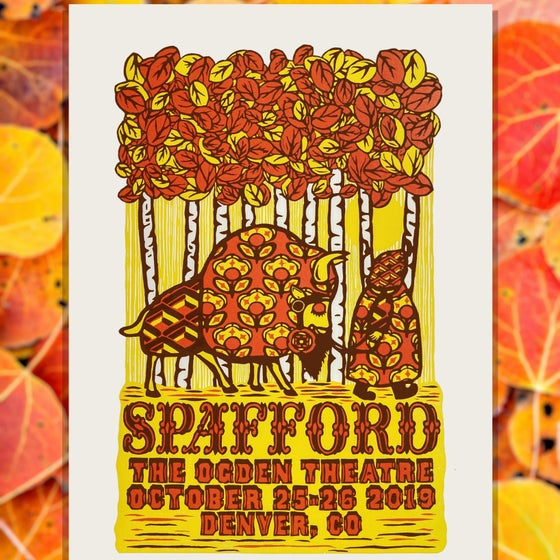 "Image of ""Somehow Make It"" - Spafford - Denver 10-25/26-2019"