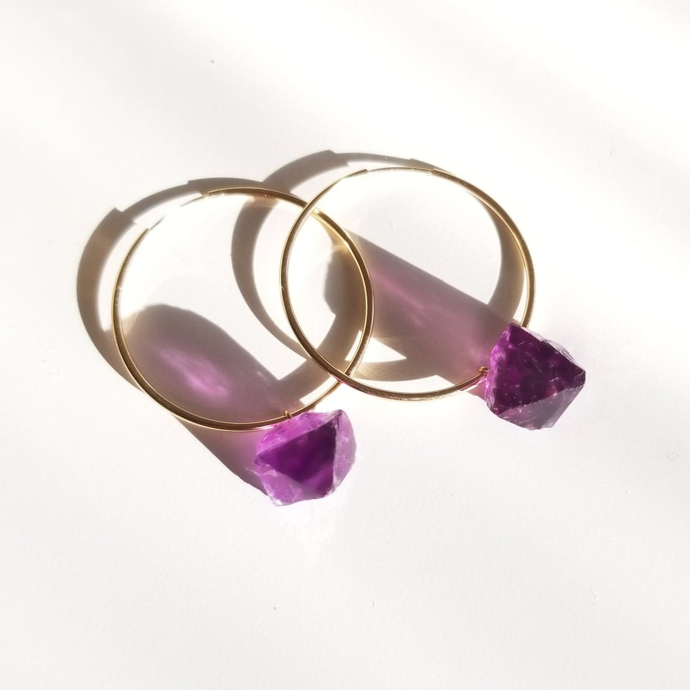 Image of Poise Hoops