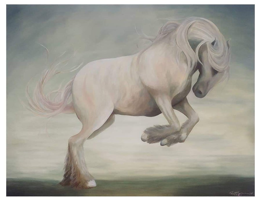 Image of Mega Horse #3 (canvas)