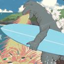 Image 1 of Kaiju Locals Tee