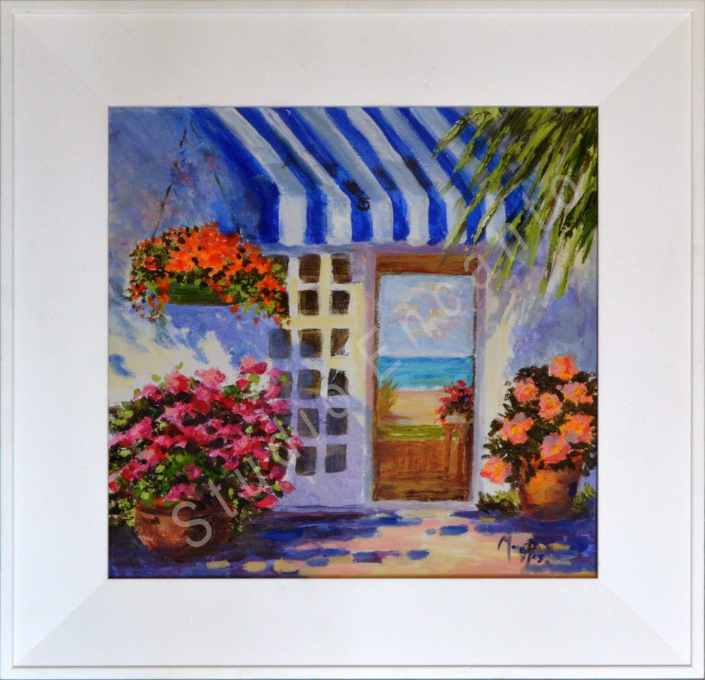 Image of Doorway to the Sea by Mary Rose Holmes