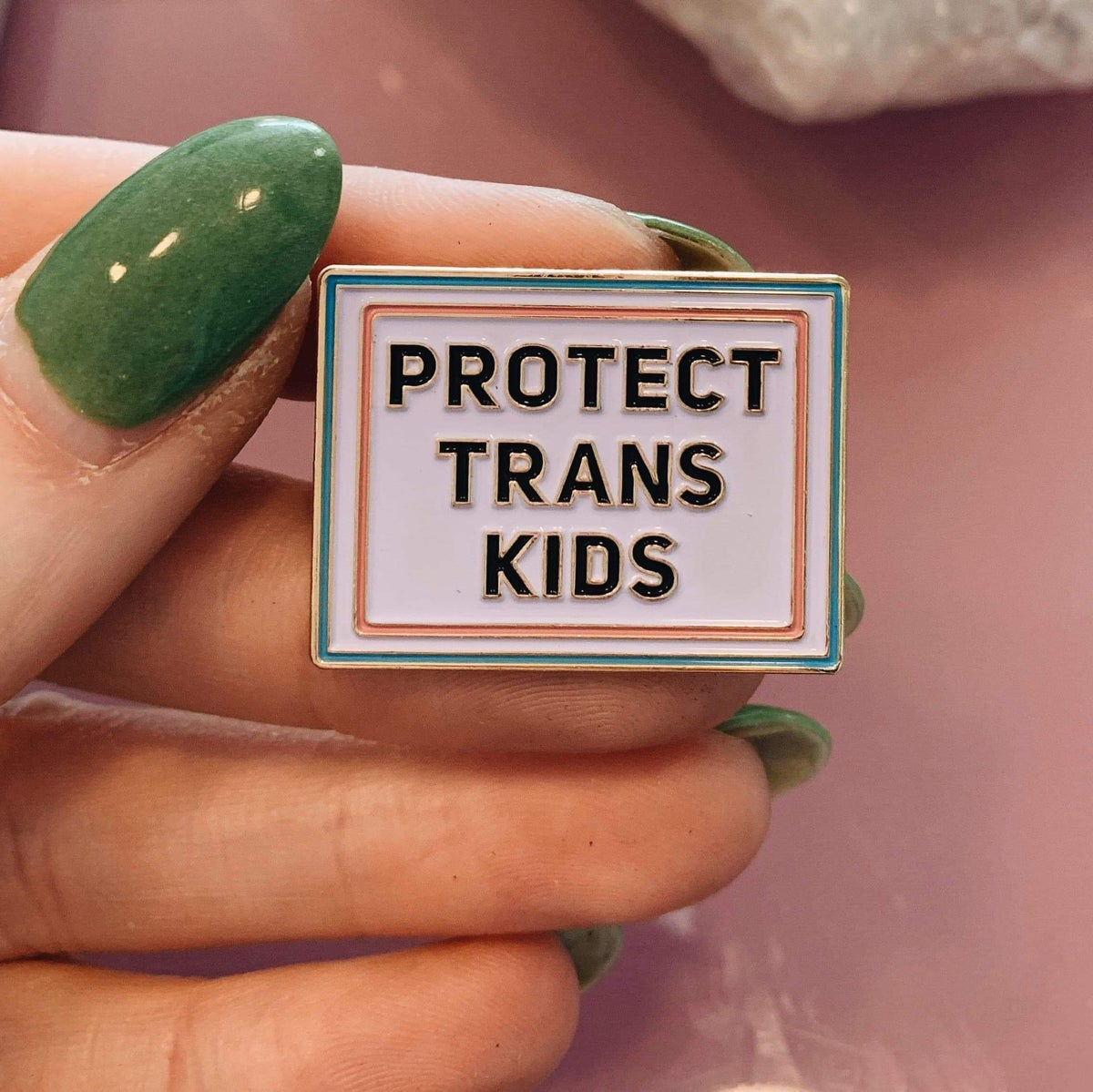 Image of PROTECT TRANS KIDS