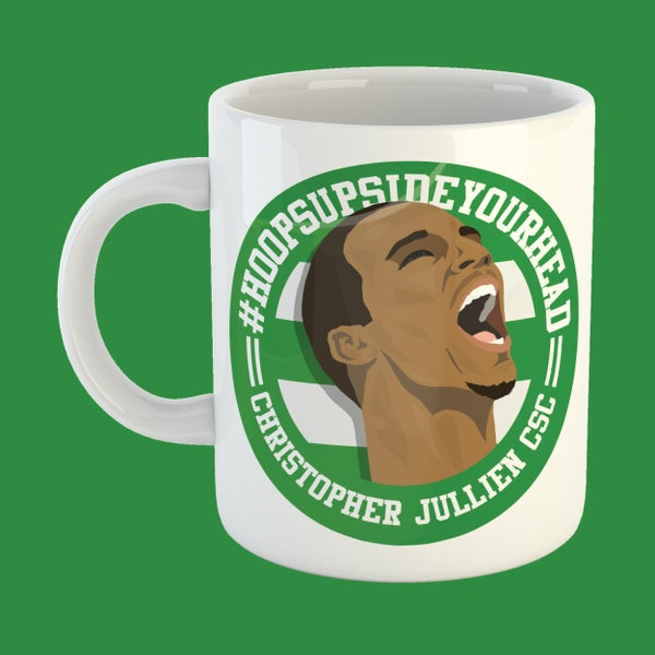 Image of Hoops Upside Your Head mug