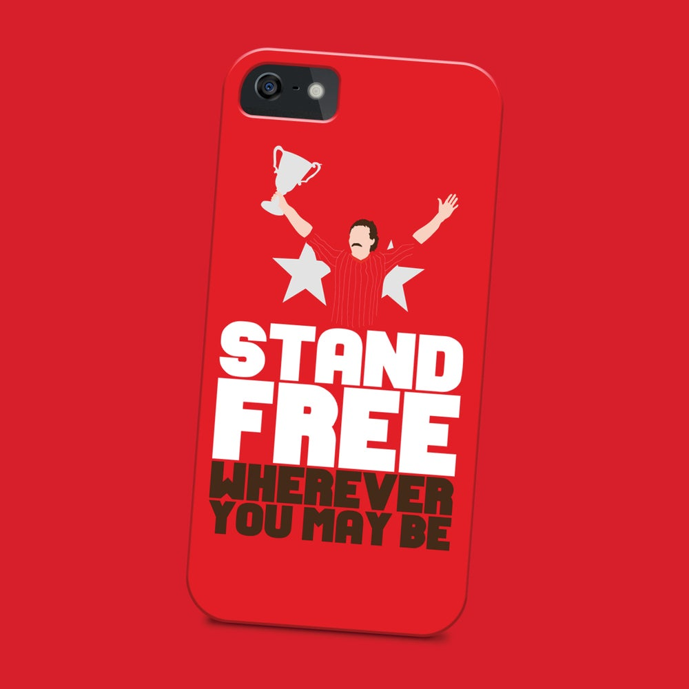 Image of Stand Free phone case