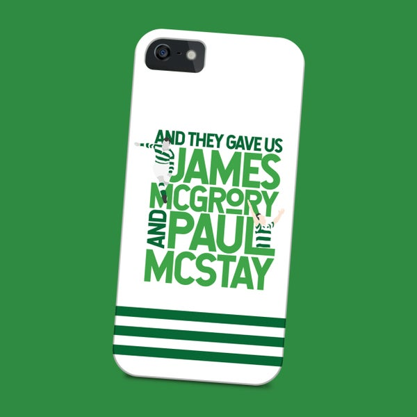Image of Willie Maley phone case