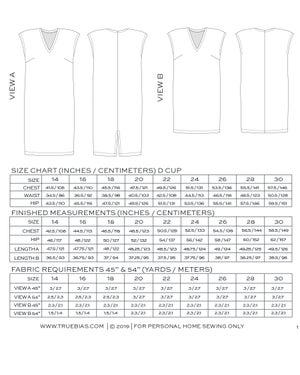 Image of LODO DRESS SZ 14-30 (PDF)