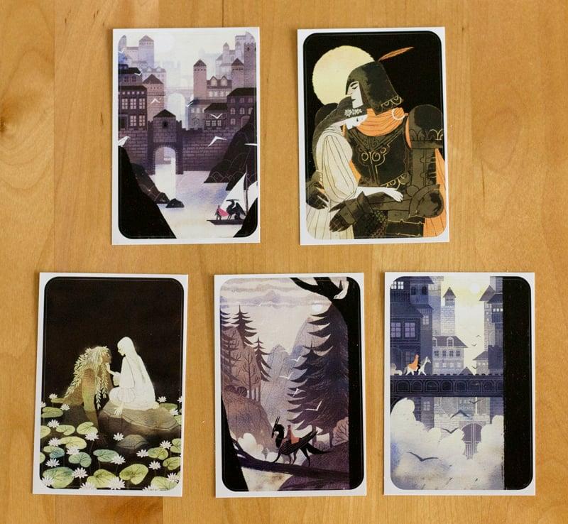Image of Adventurers Sticker Pack