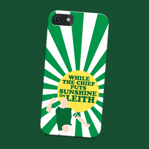 Image of Sunshine On Leith phone case