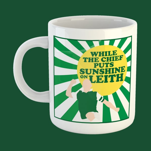 Image of Sunshine On Leith mug