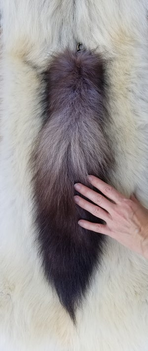 Image of Black Wolf Tail