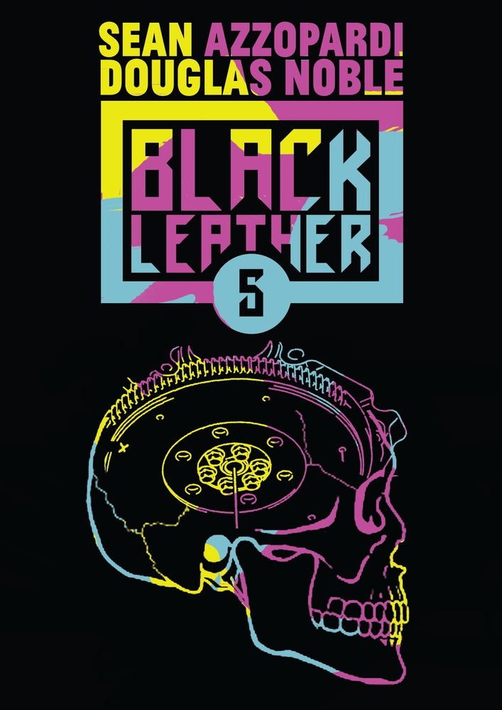 Image of Black Leather 5