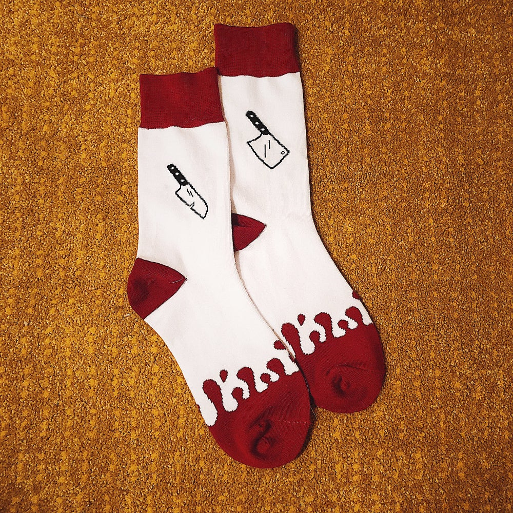 Image of Knife Socks