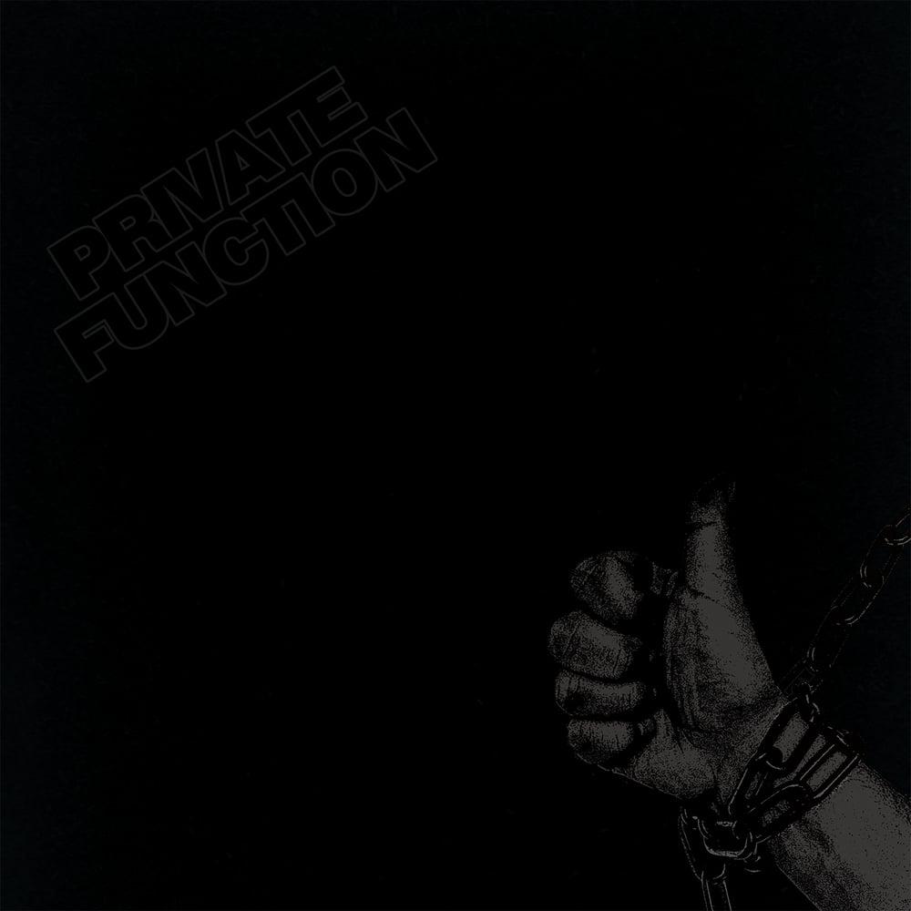 Image of Private Function - St Anger Censored Artwork - Vinyl LP