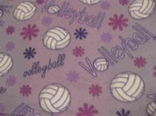 Image of Volleyball Throw Blanket (2 In Stock)