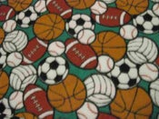 Image of Multi-Sport Throw Blanket (2 In Stock)