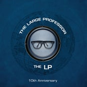 "Image of THE LARGE PROFESSOR ""THE LP"" 2xLP (10th Anniversary - Metallic Silver colored)"