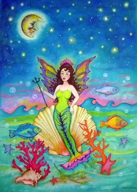 Image of Luna Mermaid